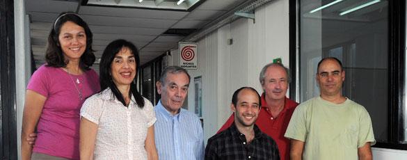 Rubén Contreras y su grupo. Foto: Diana Martinez Llaser