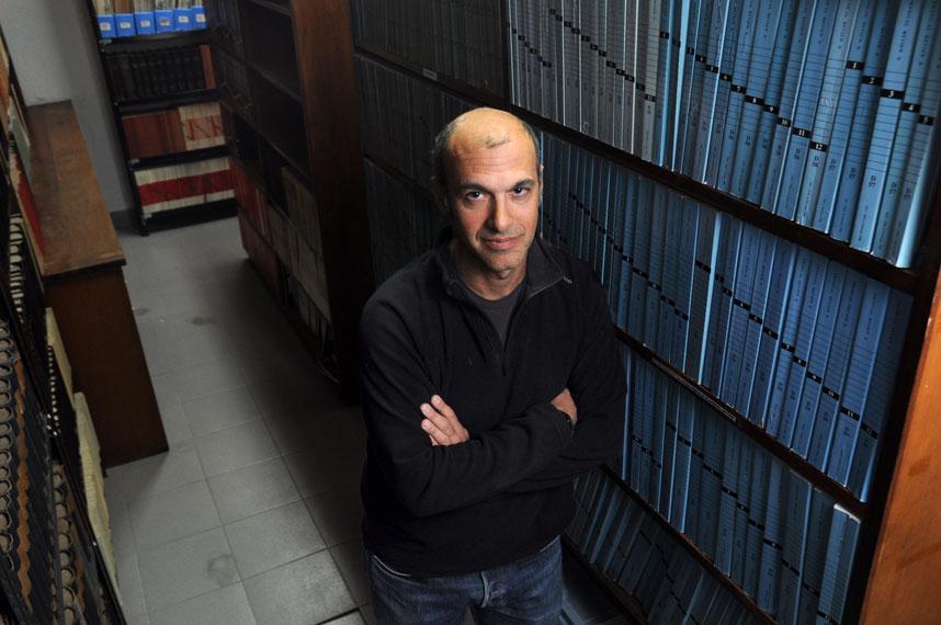 Marcelo Rozenberg . Foto: Diana Martinez Llaser