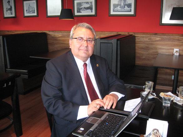 Alfredo Iglesias. Foto: Susana Gallardo