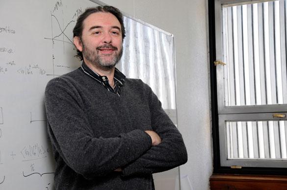 El premiado Juan Pablo Paz. Foto: Diana Martinez Llaser