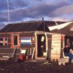 Refugio en el Ártico. Fotos: gentileza Juan Manuel Lirio