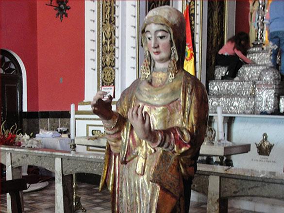 Virgen Copacabana