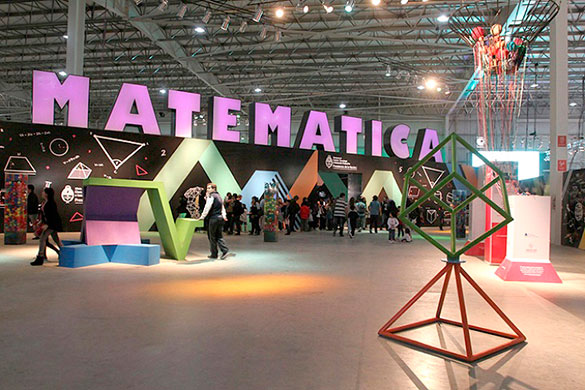 Pabellón de Matemática diseñado y desarrollado por Exactas UBA