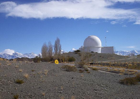 Complejo Astronómico El Leoncito