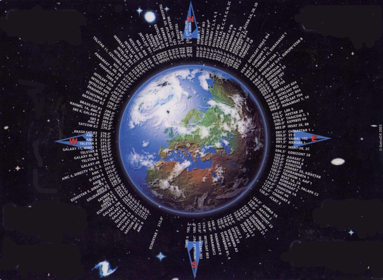 Nexcienciaexactasubaar El Saocom Ya Mira Hacia La Tierra