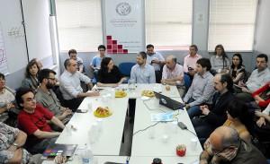 El encuentro fue organizado por el Instituto de Investigaciones Gino Germani (Sociales UBA).