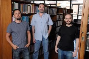 Augusto Roncaglia, Juan Pablo Paz, Federico Cerisola.