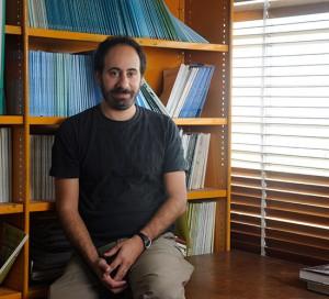 Diego Tuero. Foto: Diana Martinez Llaser.