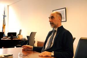 Jorge Aliaga. Foto: Exactas-Comunicación