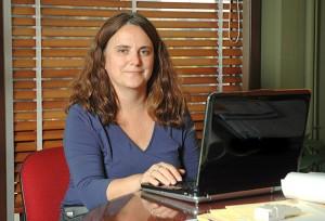 Carolina Vera. Foto: Archivo Exactas-Comunicación