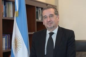 Lino Barañao. Ministro de Ciencia, Tecnología e Innovación Productiva. Foto: Diana Martinez Llaser. Exactas-Comunicación