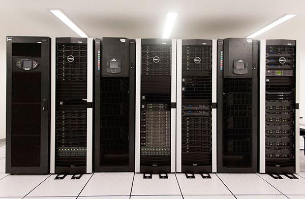 Supercomputadora TUPAC. Foto: MINCyT.
