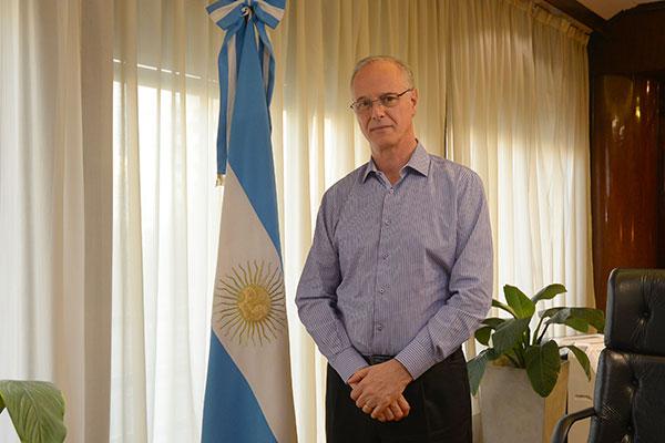 Daniel Gollán, ministro de Salud de la Nación.