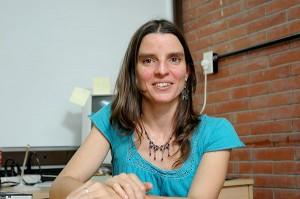 Valeria Levi. Foto: Archivo Exactas Comunicación.