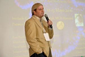 Raúl Mostoslavsky. Foto: Exactas-Comunicación