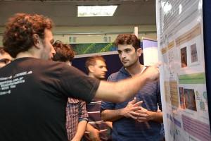 La mayoría de los  grupos trabajaron sobre proyectos dirigidos a aportar soluciones a graves problemáticas que afectan a su entorno social.