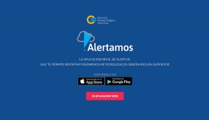 """""""Esperamos que esta plataforma se convierta en adictiva y que la gente reporte"""", indica Salio."""
