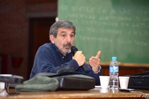 Roberto Salvarezza. Foto: Exactas-Comunicación.