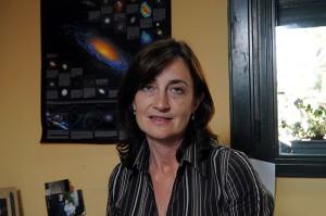 Patricia Tissera. Foto: Archivo Exactas-Comunicación