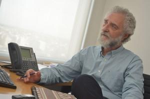 """""""Muchas veces las personas se quedan donde están, en la industria o en la facultad, sólo por miedo al cambio"""", sostiene Groisman."""