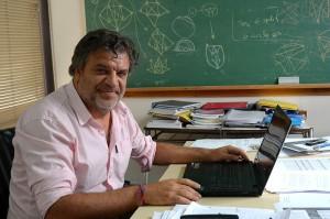 Guillermo Durán. Foto: Archivo Exactas-Comunicación.