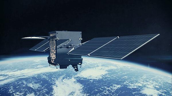 ARSAT -1. Imagen: TDA Satelital.