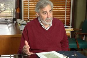Juan Carlos Reboreda. Decano de Exactas/UBA. Foto. Archivo Exactas Comunicación.