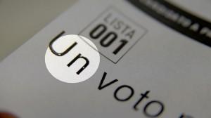 Los votos impresos con micropuntos (click para ampiar).