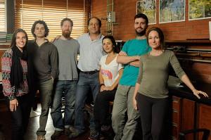 María José Corriale, Agustín Abba, David Bilenca, Carlos González Fischer, Gabriela Agostini, Emmanuel Zufiaurre, Ana Menéndez.
