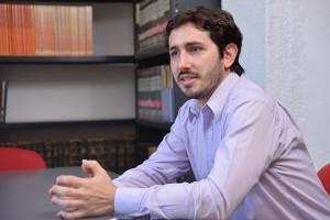 """""""Muchos de los conocimientos que se adquieren en la carrera de Física se pueden aplicar a diferentes aspectos de las tareas criminalísticas"""", asegura Chironi."""