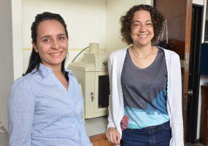 Carolina Medina-Jaramillo y Lucía Famá.