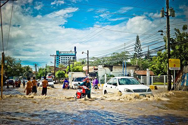 Limitar el calentamiento global a 1,5°C evitaría que millones de personas sufrieran los impactos del cambio climático.