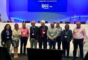 Carolina Vera forma parte del Buró del IPCC como vice presidenta del Grupo de Trabajo I.