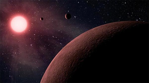 Gliese 411b, es el tercer exoplaneta más cercano al sistema solar.