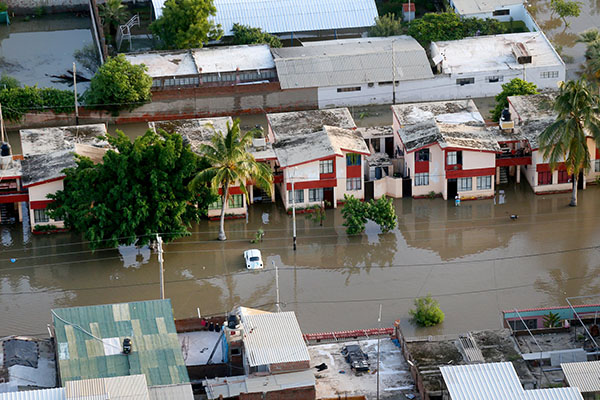 Para Le Treut, la capacidad de articular acciones a nivel regional podría mitigar desastres sanitarios, productivos y ambientales que perjudicarán, sobre todo, a los más pobres .Foto: Flickr