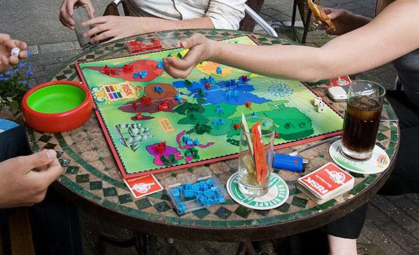 El juego es un ámbito propicio para estudiar cómo adquirimos habilidades. Foto: Jorge Royan.