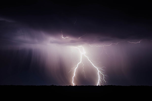 Las megatormentas argentinas son el objeto de estudio de meteorólogos de numerosos países