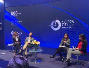 """""""La comunidad internacional ha perdido una oportunidad importante"""", se lamenta Inés Camilloni."""