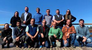 Reunión de inicio del proyecto llevada a cabo en Bariloche. Foto: http://www.plombox.org/