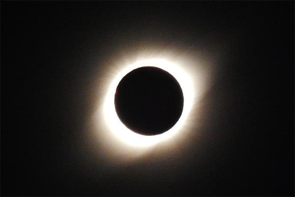 Total Solar Eclipse, San Juan .argentina 2019 Foto LAGIGE-LANCE-UNAM Team