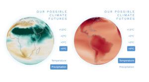 Un Atlas interactivo permite ver los cambios observados y las proyecciones a nivel regional y global